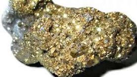 ضبط 1,5 طن أحجار تحتوى على معدن الذهب الخام بحوزة شخصين بأسوان