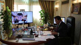 وزير التعليم العالي يبحث سبل التعاون العلمي مع السفير الصيني بالقاهرة