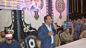 """أهالي قرية يستقبلون مرشحا للانتخابات بـ"""" الدي جي والرقص والسيلفي"""""""