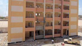 محافظ الإسكندرية: الانتهاء من إنشاء 43 مدرسة بتكلفة 332.6 مليون جنيه