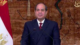 عبد العال يهنئ الرئيس السيسي بذكرى المولد النبوي الشريف