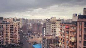 أمطار غزيرة تضرب الإسكندرية ورفع حالة الطوارئ القصوى