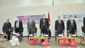 """رئيس جامعة كفر الشيخ لـ""""الطلاب الجدد"""": """"اطمئنوا.. لستم وحدكم"""""""