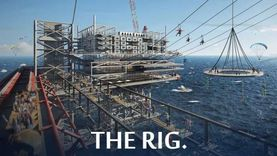 تعرف على تفاصيل مشروع the rig الضخم في السعودية