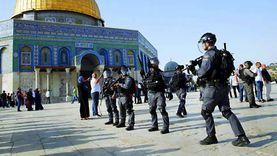 53 مستوطنا يقتحمون المسجد الأقصى تحت حماية شرطة الاحتلال