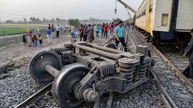 محافظ القليوبية يتقدم بخالص العزاء والمواساة في ضحايا حادث قطار بنها