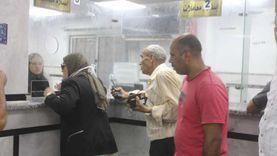 زحام على المراكز التكنولوجية والمدارس لتقديم طلبات التصالح بكفر الشيخ