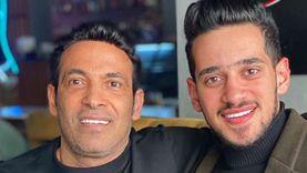 عمر مارو يدخل عالم التمثيل من بوابة سعد الصغير