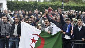 عاجل.. آلاف المتظاهرين يحتشدون في شوارع العاصمة الجزائرية
