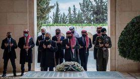 الأمير حمزة يظهر رفقة الملك عبدالله الثاني في مئوية الأردن «صور»