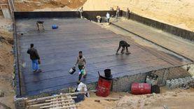 جهاز العبور: تنفيذ رافع الصرف الصحي لمنطقة دار مصر