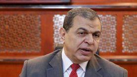 سعفان يرسل برقية عزاء لوزيرة عمل لبنان في ضحايا تفجيرات بيروت