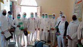 بدء الحملة القومية للتطعيم ضد شلل الأطفال في البحر الأحمر غدا