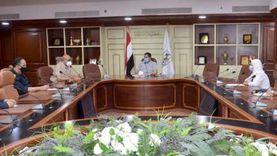نائب محافظ بنى سويف يترأس لجنة «تأمين الأوكسجين» بالمستشفيات