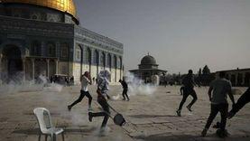 عاجل.. الاحتلال يعتدي على المصلين القادمين للمسجد الأقصى