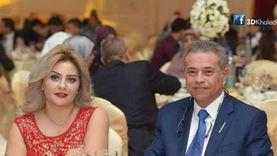توفيق عكاشة: زوجتي بحالة جيدة ولا أساس لتسممها بصبغة شعر