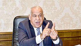 فرج عامر يطالب بالتخلص من العقارات الآيلة للسقوط في الإسكندرية