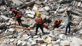 الدفاع المدني في غزة يطلب الدعم من الدول المجاورة