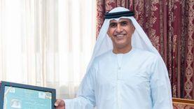 عضو مجلس إمارة رأس الخيمة يفوز بجائزة الشخصية الأكثر إلهامًا في الاستثمار المستدام
