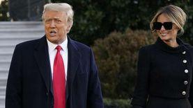 فيديو وصور.. ترامب يغادر البيت الأبيض للمرة الأخيرة: أتمنى ألا يكون الوداع