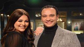 أول ظهور لـ أحمد خالد صالح بعد وفاة والدته.. وتعليقه على مسلسلات رمضان