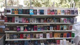 ضبط قرابة 1500 نسخة لكتب دراسية خارجية بدون تصريح داخل مكتبة بالقاهرة