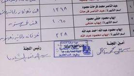 بالفيديو: العطارين فوز الصافي عبدالعال بـ28139 صوت في الإسكندرية