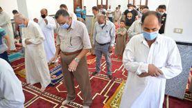 """التعايش مع """"كورونا"""": صلاة الجنازة تعود إلى المساجد غداً بعد توقف 7 أشهر.. و""""الأوقاف"""": المدة لا تزيد على 15 دقيقة ولا يُسمح بالانتظار"""