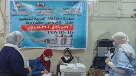 صحة الغربية: فرق متحركة لتطعيم المواطنين بلقاح كورونا