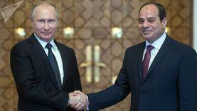 السيسي وبوتين يتفقان: استئناف حركة الطيران الكاملة بين مصر وروسيا