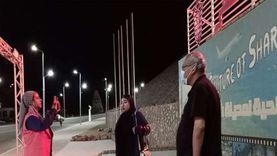 إنشاء جداريات تعبر عن تاريخ وتراث شرم الشيخ