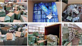 ضبط 55 ألف عبوة دواء منتهي الصلاحية في مخزن بالإسكندرية