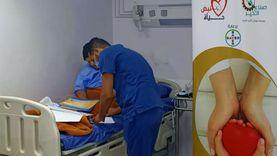 إجراء 6 عمليات قلب بتكلفة 240 ألف جنيه للأسر الأولى بالرعاية بالبحيرة