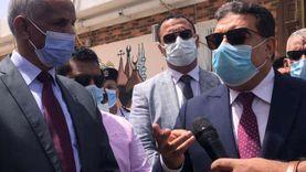 مساعد وزير الداخلية: ما يتردد بشأن السجون تشويه متعمد