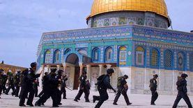 58 مستوطنا يقتحمون باحات المسجد الأقصى في ثاني أيام شهر رمضان