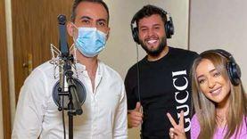 بالفيديو.. محمد السالم وجميلة في ديو غنائي بالعراقي
