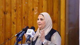 وزيرة التضامن: تدريب 3 آلاف شاب ودعمهم بـ«شطنة معدات» للعمل