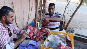 ضبط 48 علبة شيكولاتة منتهية الصلاحية في حملة مراقبة الأغذية بشرم الشيخ