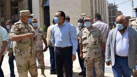 مدبولي يتفقد مبنى مجلس الوزراء ووزارة الخارجية بالعاصمة الإدارية