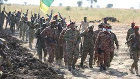 عاجل.. الجيش السوداني يدفع بتعزيزات عسكرية إلى حدود إثيوبيا