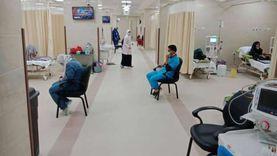 نقل مرضى الغسيل الكلوي من مستشفى قلوصنا إلى سمالوط العام
