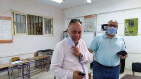 """نقيب الممثلين ورئيس دار الأوبرا يلتقيان في اللجنة الانتخابية """"مصادفة"""""""