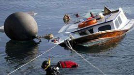 ارتفاع ضحايا غرق قارب في بحيرة وان التركية إلى 36 مهاجرا