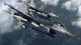 تركيا تشن غارات على عدة مواقع شمال العراق بعد مقتل جنديين