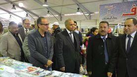 معرض زايد للكتاب يستعد للدورة السابعة مطلع أبريل بمشاركة 100 دار نشر