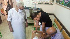 توافد المواطنين على اللجان في اليوم الثاني لانتخابات الشيوخ بالقليوبية