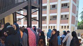 """عمليات """"مستقبل وطن"""": مراكز الجيزة شهدت إقبالًا كثيفًا من الناخبين"""