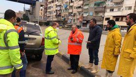 طوارئ في الإسكندرية استعدادا لسوء الأحوال الجوية