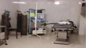 ضبط غرفة عمليات بباب سري غير مرخصة داخل عيادة خاصة بالشرقية
