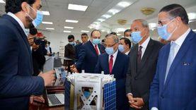 """بمشاركة 25 جامعة مصرية.. """"بنها"""" تكرم طلاب برنامج علوم الفضاء"""